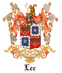 The Lee Coat of Arms
